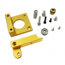 Механизм подачи пластика. MK8 Экструдер для 3D принтера (Левый)
