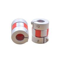 Алюминиевая муфта кулачковая безлюфтовая 5х8х25 мм для ЧПУ