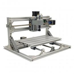 Набор станочного, конструкционного профиля 20x20 (2020) для фрезерного станка CNC 3018, Без покрытия