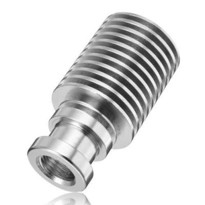 Радиатор экструдера Bowden HotEnd E3D V5 (фитинг М10) алюминиевый