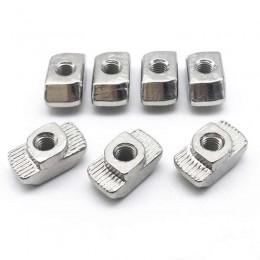 T-nuts, Т-гайка М3 для конструкционного профиля 30х30 3030