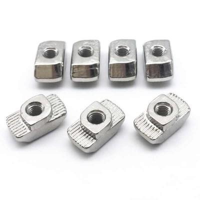 T-nuts, Т-гайка М6 для конструкционного профиля 30х30 3030