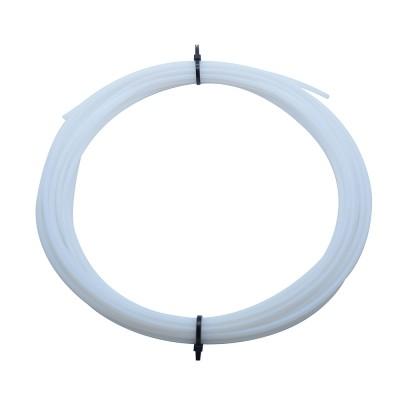 Тефлоновая, фторопластовая (PTFE) трубка 2*4 мм для 3D принтер 1.75 (стоимость за 10 см)