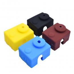 Силиконовая защита термоблока V6 (оригинал 24х16х12 мм) для 3D принтера