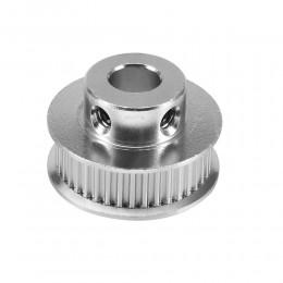 Зубчатый шкив алюминиевый GT2-6 30x6 (MXL)  30 зубьев, 6 мм вал. Шпуля