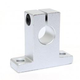 Алюминиевая опора для линейного вала SK10 (кронштейн)
