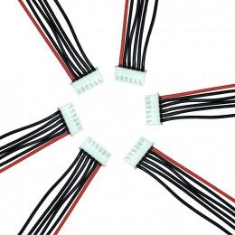 Балансировочный кабель разъем 6S7P 22.2 В (Силиконовый)