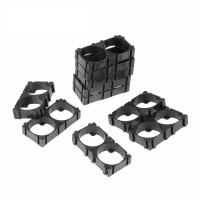 Модульный крепеж, холдер, держатель, фишки, конструктор для аккумуляторов 21700