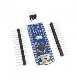 Arduino Nano V3.0 ATmega328P CH340 MiniUSB с НЕ распаянными ножками
