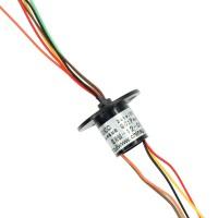Контактное кольцо 300 об/мин 6 pin AC 240 V