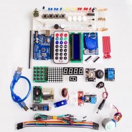Стартовый набор 40 в 1 Ардуино для обучения Starter Kit Arduino Uno с RFID меткой