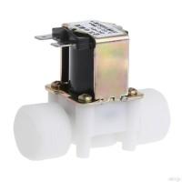 """Электромагнитный клапан 3/4"""" AC 220 воды, соленоид, электроклапан."""