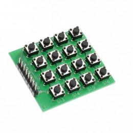 Модуль матричная клавиатура 16 кнопок матрица 4х4