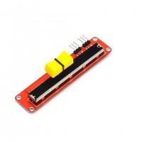 Модуль аналоговый ползунковый потенциометр 10 кОм