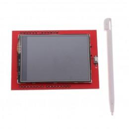 "LCD Сенсорный экрана, дисплей 2,4"" TFT для Arduino Uno, Mega2560"