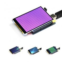 """3.5"""" 320х480 TFT LCD цветной дисплей для Arduino UNO Mega 2560 MAR3501 (ILI9486) с сенсорным экраном. UTFT"""