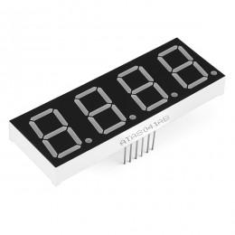 """7-сегментный LED Дисплей - 4 цифры 0.56"""" (5461AS)"""