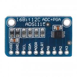 Модуль 16-бит 4х канального АЦП ADS1115