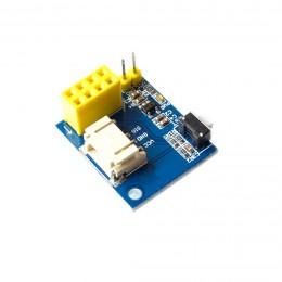 Модуль ESP-01S RGB LED адаптер для светодиодов WS2812 WS2812B WS2811