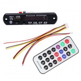MP3 FM модуль c Bluetooth + пульт