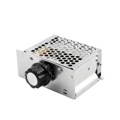 SCR ШИМ Регулятор мощности (диммер) оборотов AC 220V 4000w