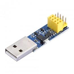 Адаптер USB для ESP-01 (Wi-Fi, CP2104), CP2104 USB to ESP8266 ESP-01 Wifi Module Adapter