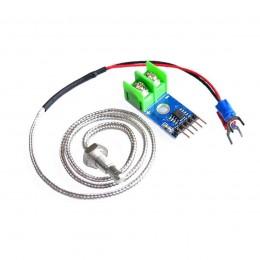 Модуль измерения температуры термопары E-type MAX6675