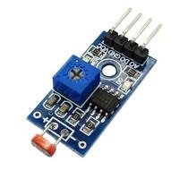 Датчик освещенности фоторезистор