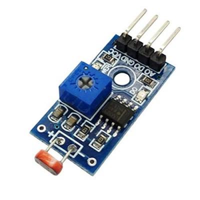 Датчик освещенности фоторезистор LM393